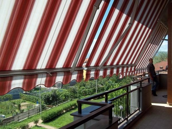 Foto tende da sole chieri di m f tende e tendaggi 42744 habitissimo - Tende foto casa ...