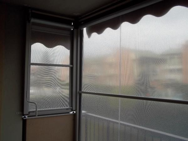 Foto tende veranda antivento per balconi particolari