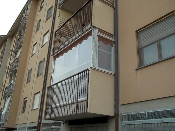 Foto: Tende Veranda Antivento Per Balconi Particolari Http://www.mftendedasoletorino.it di M.F ...