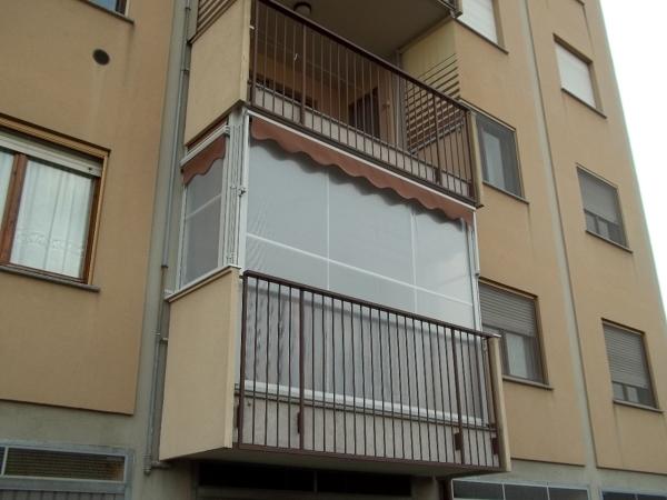 Tende A Veranda.Foto Tende Veranda Antivento Per Balconi Particolari Http