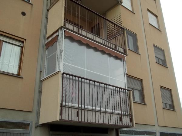 Tende Veranda Per Balconi : Foto tende veranda antivento per balconi particolari