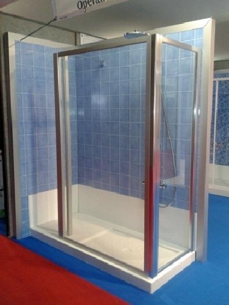 Foto trasformazione vasca in doccia box doccia fisso di - Foto box doccia ...