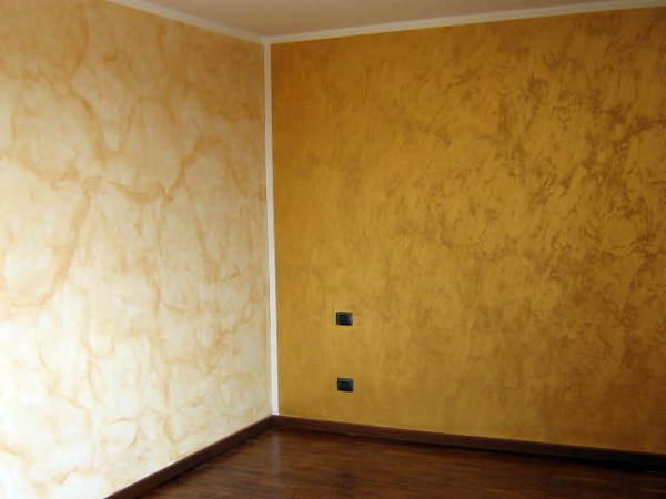 Foto velatura e prodotto decorativo di giocolor tinteggiature 97208 habitissimo - Colori per muro interno ...