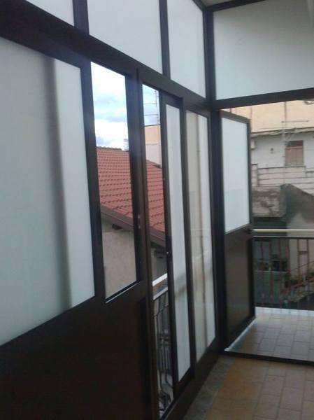 Foto: Veranda In Alluminio Compresa di Vetro Camera 6/7 ...