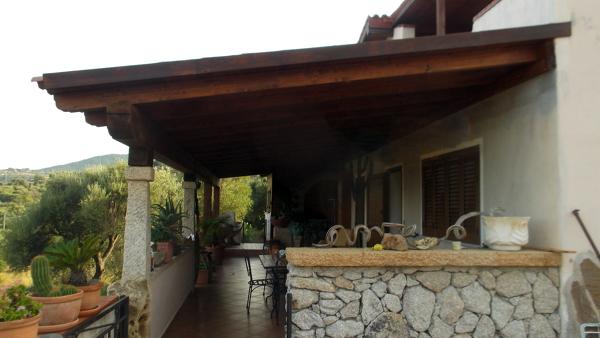 Foto: Veranda In Legno di Mz Zarra Massimo #150536 - Habitissimo