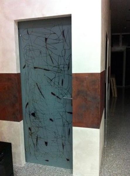 Foto vf2 serramenti porte in vetro casali di vf2 - Casali porte prezzi ...