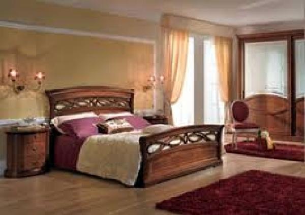 Foto zona notte calssica camera da letto tempor da tornello arredamenti di tornello arredamenti - Pitture camera da letto ...