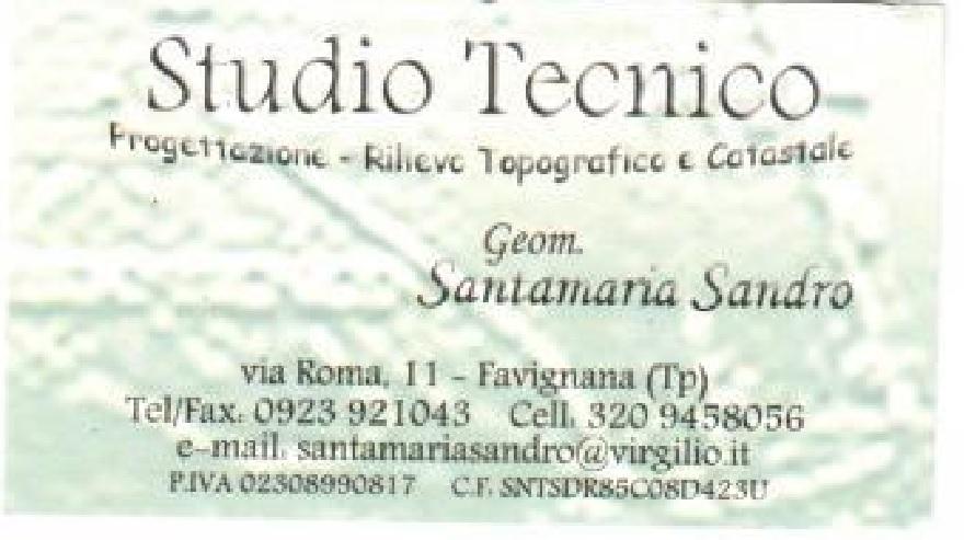 Geometra Santamaria Sandro
