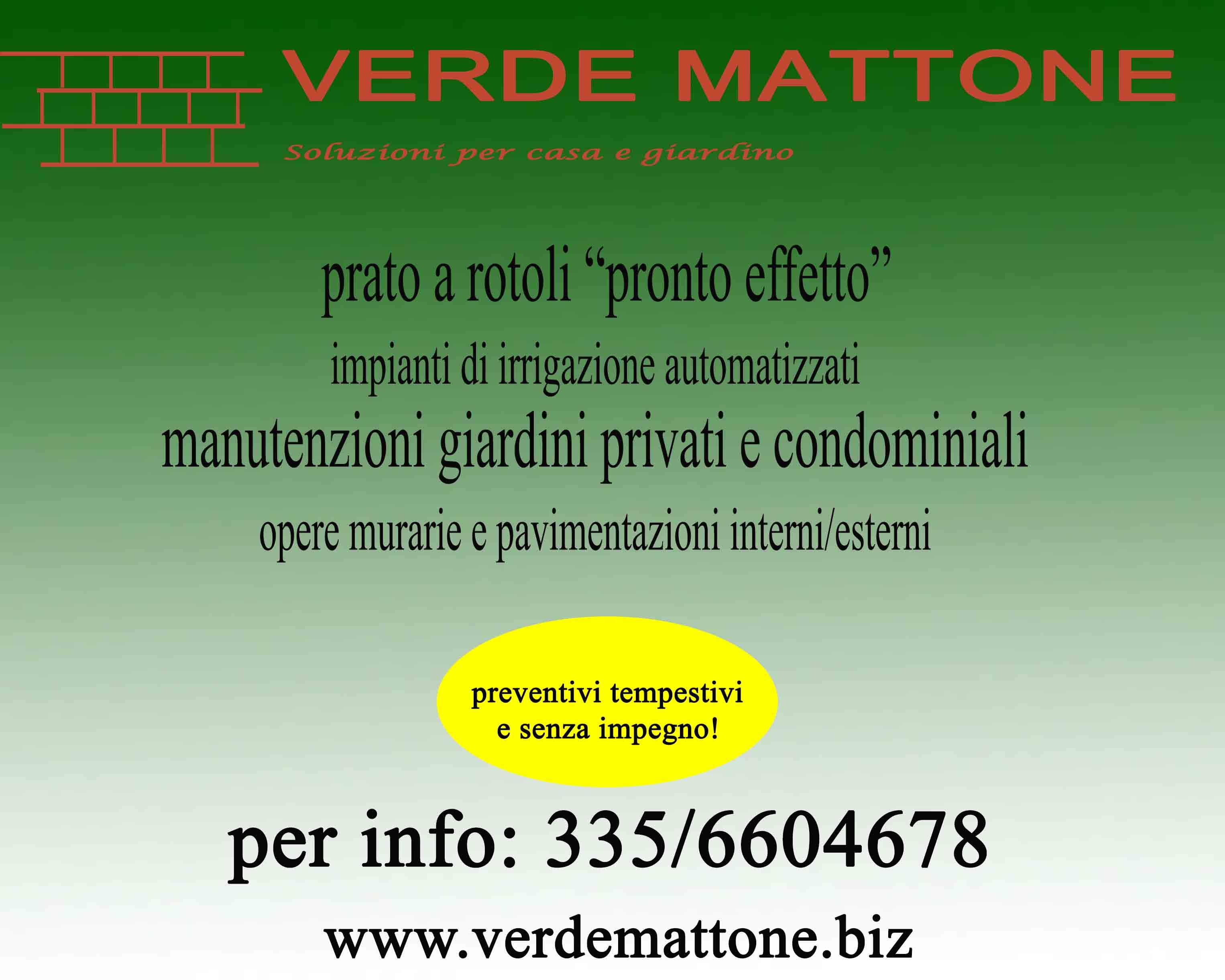 Verde Mattone