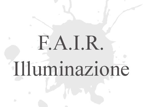 F.A.I.R. Illuminazione