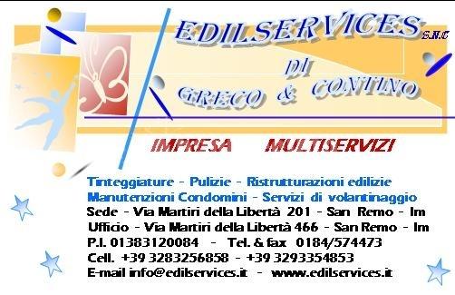 Edilservices S.N.C. di Greco & Contino