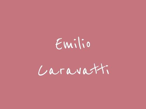 Emilio Caravatti