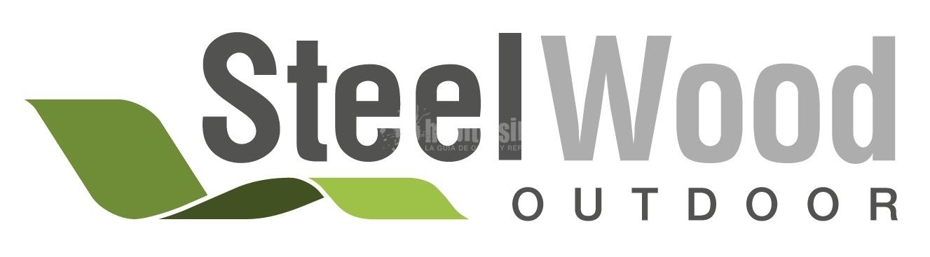 Steel-Wood outdoor