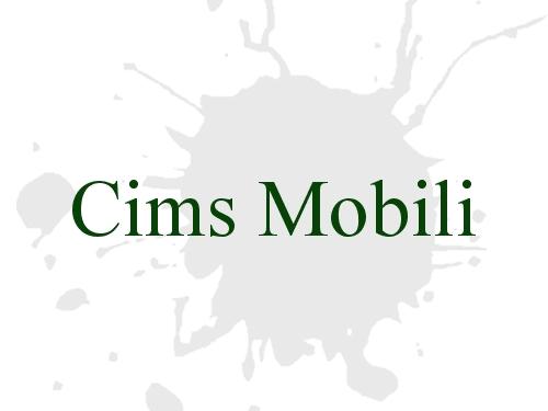 Cims Mobili
