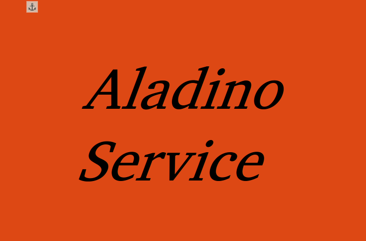 Aladino Service