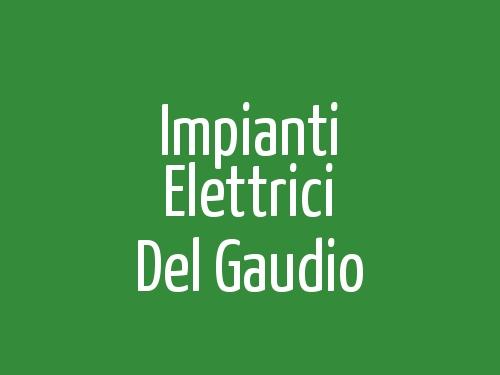 Impianti Elettrici Del Gaudio Pasquale