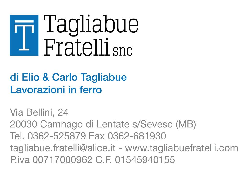 Tagliabue F.lli S.n.c di Elio e Carlo Tagliabue