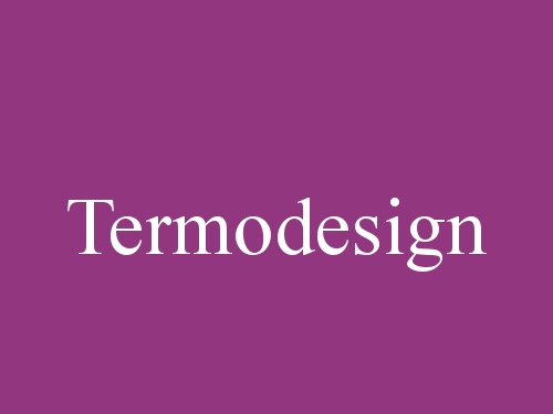 Termodesign