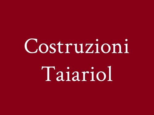Costruzioni Taiariol