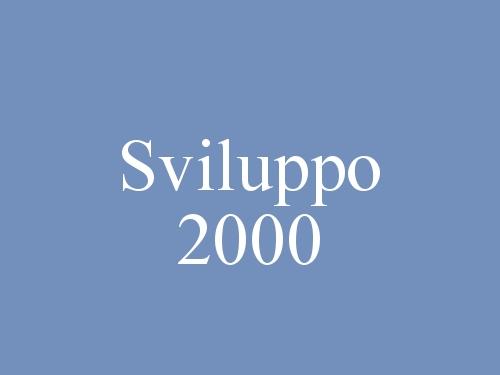 Sviluppo 2000