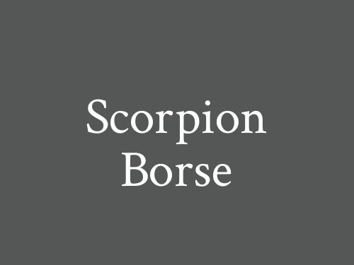Scorpion Borse