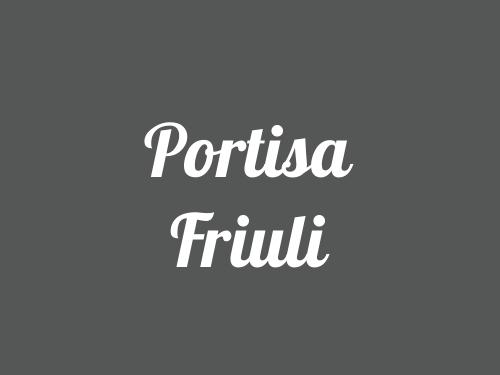 Portisa Friuli