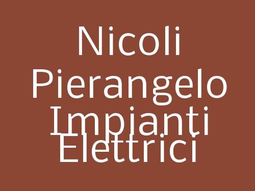Nicoli Pierangelo Impianti Elettrici
