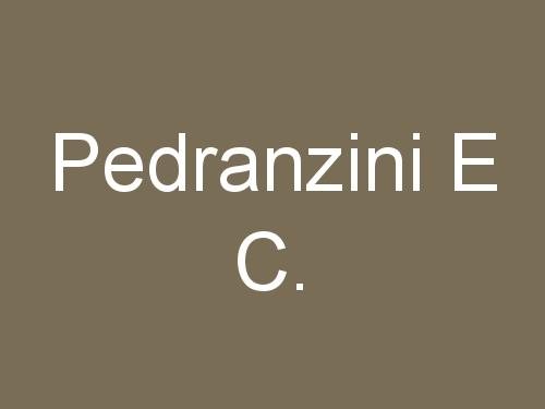 Pedranzini E C.
