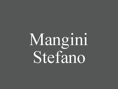 Mangini Stefano