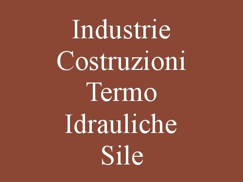 Industrie Costruzioni Termo Idrauliche Sile