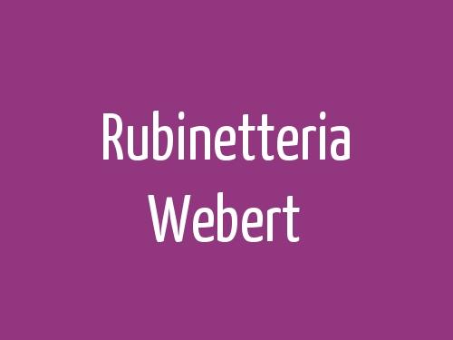Rubinetteria Webert