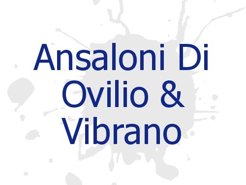 Ansaloni di Ovilio & Vibrano s.n.c.