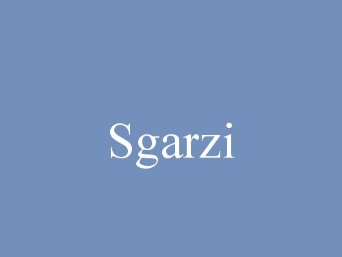 Sgarzi