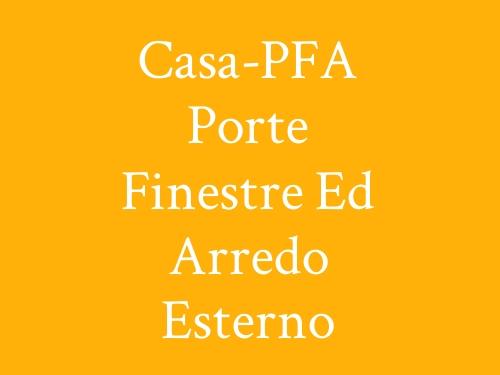 Casa-PFA