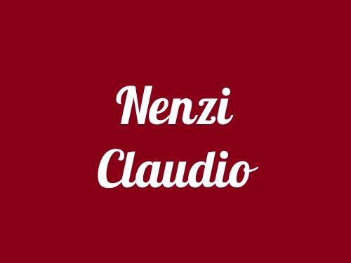 Nenzi Claudio