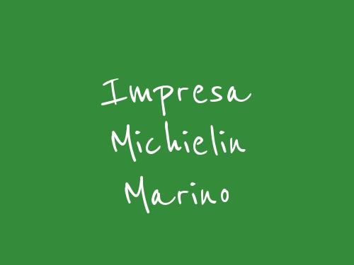 Impresa Michielin Marino