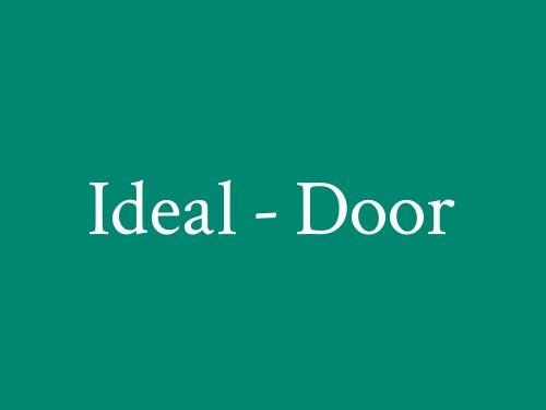 Ideal - Door