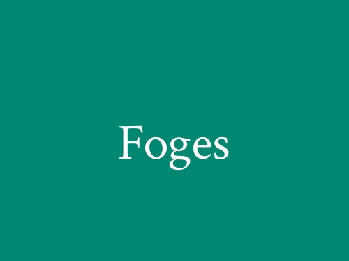 Foges