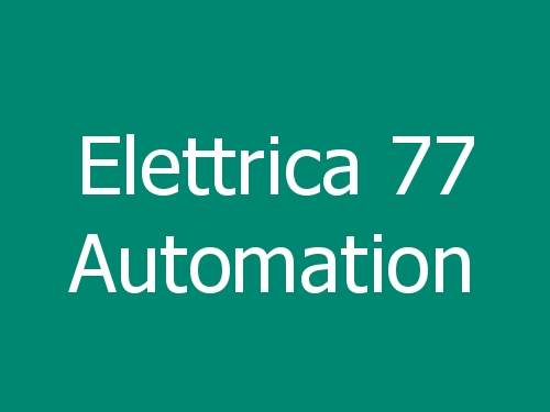 Elettrica 77 Automation