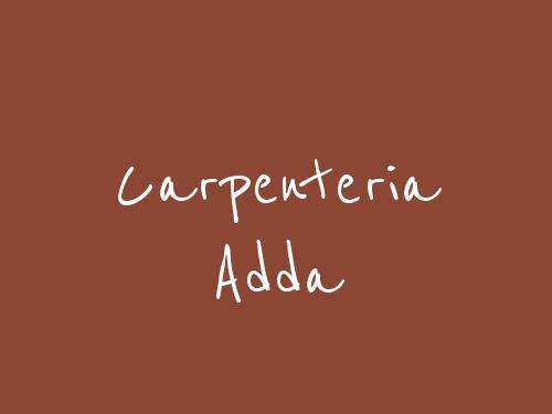 Carpenteria Adda