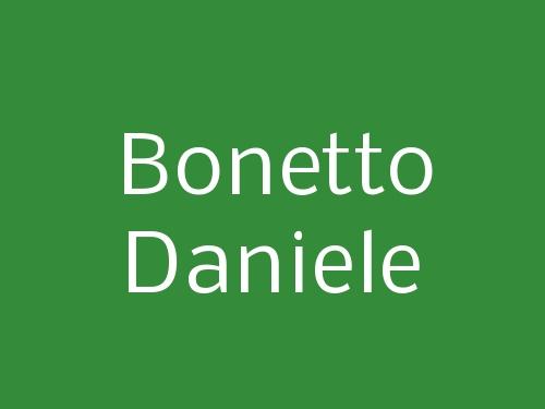 Bonetto Daniele