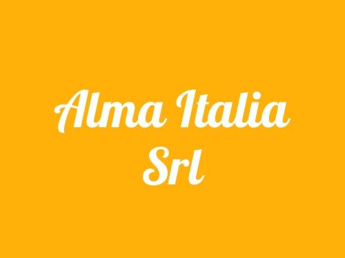 Alma Italia Srl