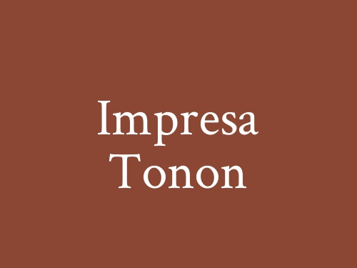 Impresa Tonon