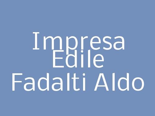 Impresa Edile Fadalti Aldo