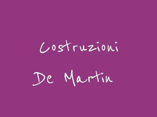 Costruzioni De Martin