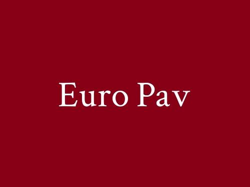 Euro Pav