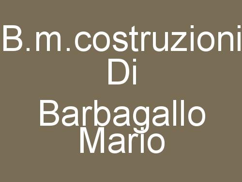 B.M. Costruzioni di Barbagallo Mario