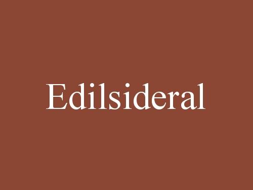 Edilsideral