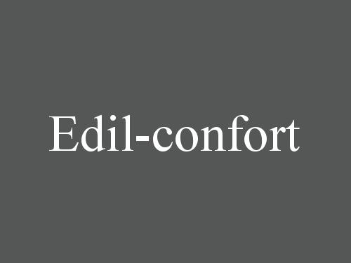 Edil-confort