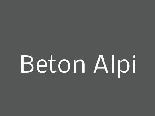 Beton Alpi